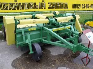 Ботвоудалитель УБС-6А